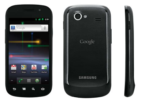 nexus phone samsung nexus s the new official phone
