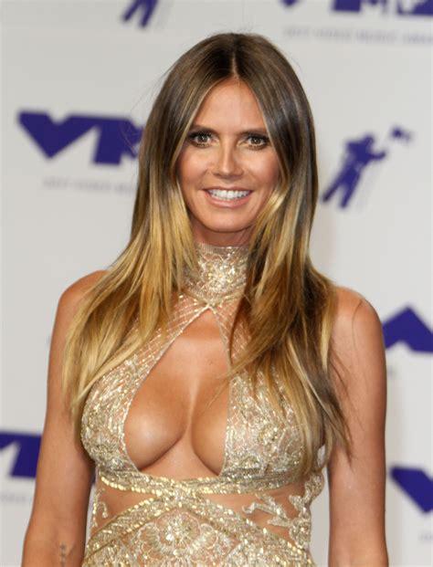Heidi Klum Tits | #TheFappening