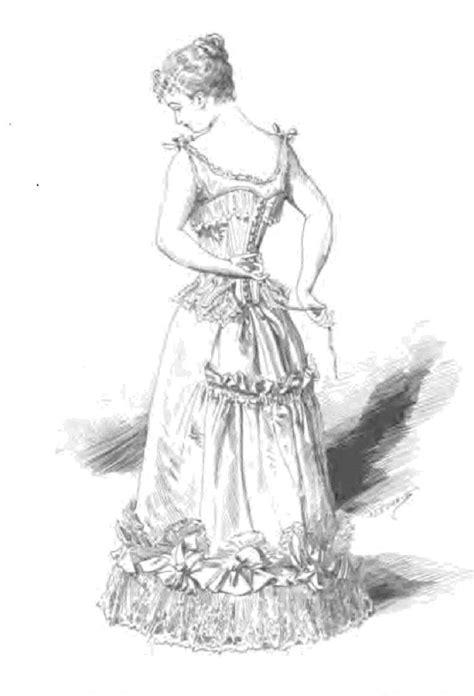 historia da moda lingerie historica parte