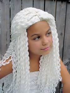 How to Make a Wig with Yarn