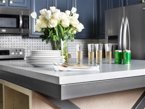 kitchen island countertops pictures ideas  hgtv hgtv