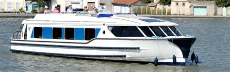 Electric Boat Vision Plan by Vision 4 9 Berth Canal Boat Rental In Europe Afloat