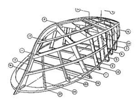 Clark Craft Boat Plans Kits by Sailboat Designs And Plans Clark Craft Boat Plans And