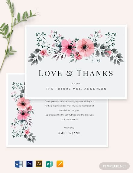 bridal shower   card template   cards