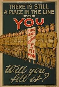 World War 1 British enlistment poster #UpscaleYourWalls ...