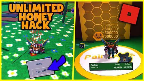 Roblox Bee Swarm Simulator Honey & Pollen Hack W/ Auto