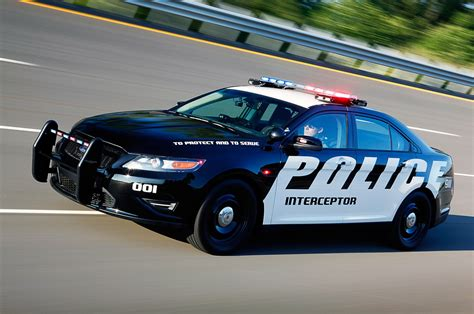 fastest police car ford police interceptor fastest cop car in michigan state