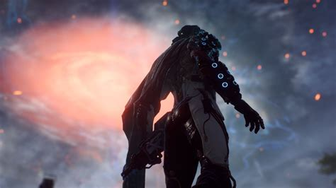 There's A Live Event Going On In The Anthem Demo Right Now