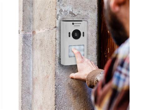 wechselsprechanlage mit kamera wechselsprechanlage 1 familienhaus klingelanlage mit kamera bildschirm ebay