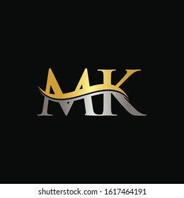 mk logo images stock  vectors shutterstock