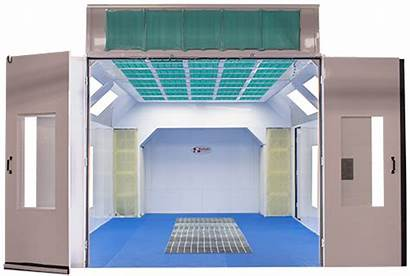 Booth Paint Downdraft Booths Heated Floor Covering