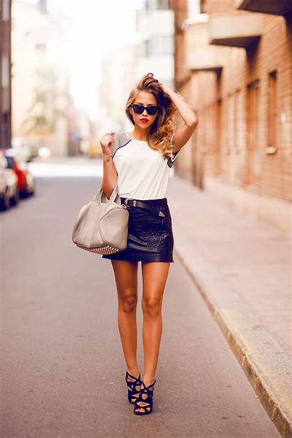 Teenage Clothes Summer Cumberbun Pattern Background Outfits