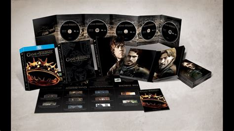 game  thrones season    dvd box set gamewithplaycom