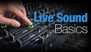 The Ultimate Live Sound Survival Guide   Audio Issues