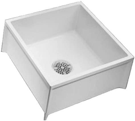 Mustee Corner Mop Sink by Mustee 63m White Durastone Mop Basin Phwarehouse