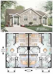 Plan Interieur Maison : plan maison moderne americain ~ Melissatoandfro.com Idées de Décoration