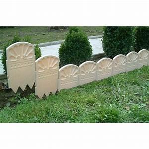 Bordures Pour Jardin : votre bordure de jardin imitation pierre par jardin et saisons ~ Dode.kayakingforconservation.com Idées de Décoration