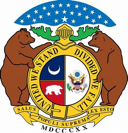 Missouri State Arms Coat Bernie Sanders Seal
