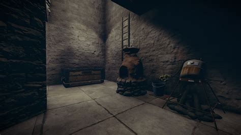 rust game wallpapers steam survival hd campfire backgrounds desktop mobile ovens stairs software