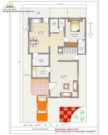 2000 Sq FT Duplex House Plans