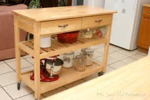 Kitchen Island Cart Ikea The Cozy Quot Farmhouse Quot Another Quot Make Do Quot Kitchen