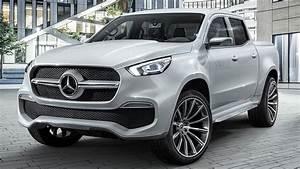 Mercedes Class X : mercedes benz x class pick up concept everything you need ~ Melissatoandfro.com Idées de Décoration