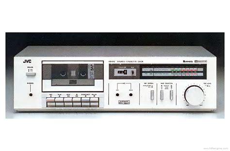 jvc kd d2 manual stereo cassette deck hifi engine