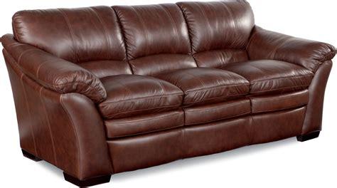 la z boy furniture store la z boy burton leather sofa reviews wayfair