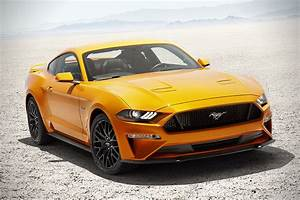 2018 Ford Mustang   HiConsumption