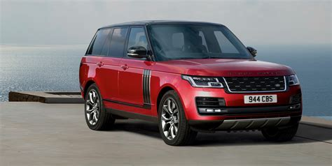 2018 Land Rover Range Rover by 2018 Range Rover Facelift Unveiled With New In Hybrid