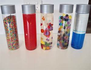 5 Easy Sensory Bottles – The Creative Toy Shop