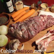 agneau de sept heures cuisine traditionnelle gigot de sept heures