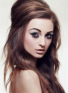 Womens 1960s Makeup An Overview  Hair and Makeup Artist