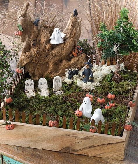 scary ideas for decorations outside 40 magical diy garden ideas