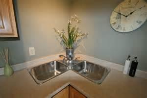 Stainless Steel Corner Sink by 25 Creative Corner Kitchen Sink Design Ideas