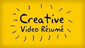 Make Resume For Free Creative Video Resume Kassem Jamal Youtube