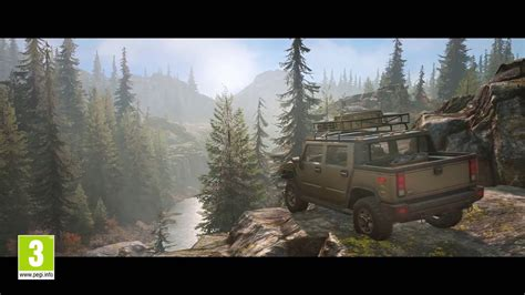 That should allow them to offer not only higher graphics level but also advanced water, mud, ice and snow. SnowRunner, sequel to MudRunner, is coming to Epic Games Store on April 28th - YouTube
