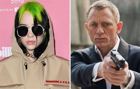 Billie Eilish Has Dropped The New James Bond Song 'No Time ...