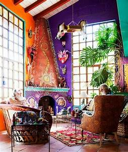 30, Colorful, Bohemian, Living, Room, Ideas, For, Inspiration