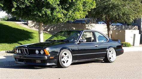1989 Bmw 635 Csi Coupe