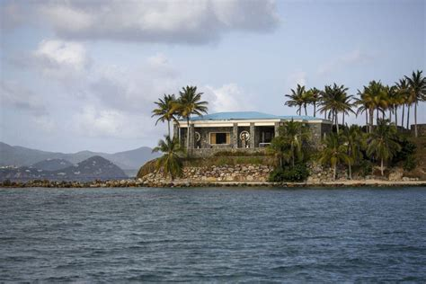 mysterious private island belongs  alleged sex