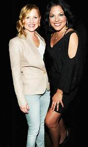 Sara Ramirez And Jessica Capshaw Friends In Real Life ...