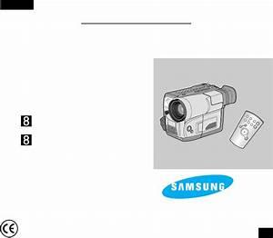Samsung Camcorder Vp