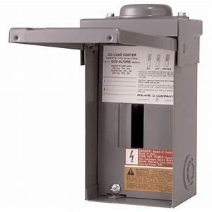 Square D Qo 70 Amp 2
