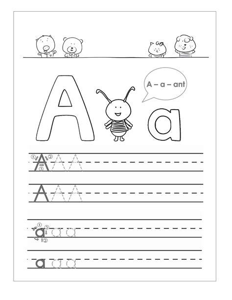 Free Handwriting Worksheets For Kids  Printable Shelter