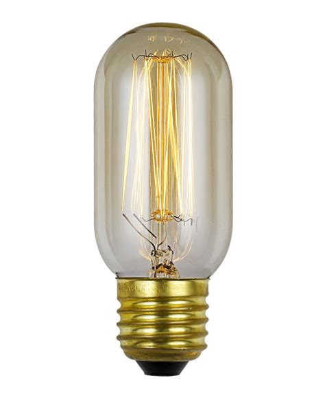 elstead lighting vintage style filament bulb 60 watt e27