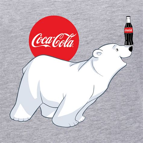 customize   polar bear bottle design coke store