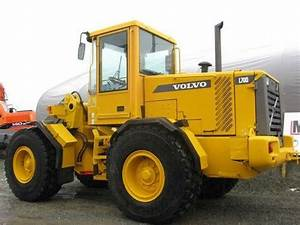 Volvo L70d Wheel Loader Full Service Repair Manual  With