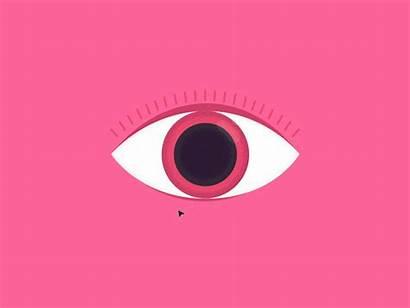 Eye Crown Social Loop Dribbble 3d 2d