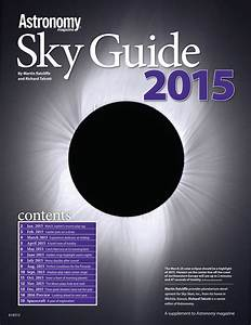 Astronomy Magazine Sky Guide - Pics about space